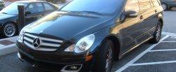 maglownica do Mercedes-Benz R 350