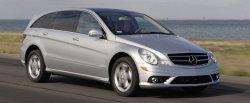 maglownica do Mercedes-Benz R 320