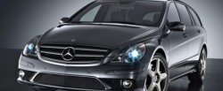 maglownica do Mercedes-Benz R 63 AMG