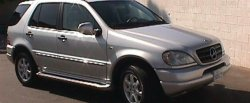 maglownica do Mercedes-Benz ML 430