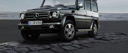 maglownica do Mercedes-Benz G 280