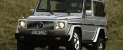 maglownica do Mercedes-Benz G 270