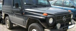 maglownica do Mercedes-Benz G 250