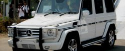 maglownica do Mercedes-Benz G 55 AMG