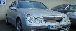 maglownica do Mercedes-Benz E 400