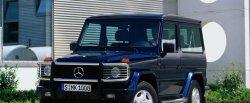 maglownica do Mercedes-Benz G 300