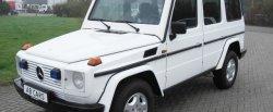 maglownica do Mercedes-Benz G 320