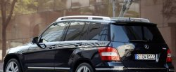 maglownica do Mercedes-Benz GLK 350