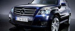 maglownica do Mercedes-Benz GLK 280