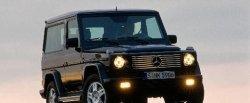 maglownica do Mercedes-Benz G 400