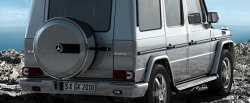 maglownica do Mercedes-Benz G 350
