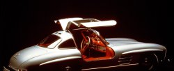 maglownica do Mercedes-Benz SL 300