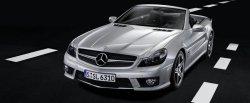 maglownica do Mercedes-Benz SLS 63 AMG