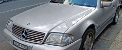 maglownica do Mercedes-Benz SL 70 AMG