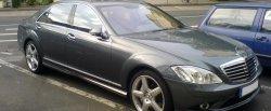 maglownica do Mercedes-Benz S 500