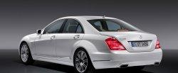 maglownica do Mercedes-Benz S 400