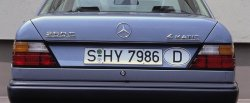 maglownica do Mercedes-Benz S 260