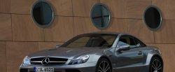 maglownica do Mercedes-Benz SL 65 AMG
