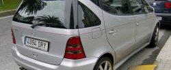 maglownica do Mercedes-Benz A 210