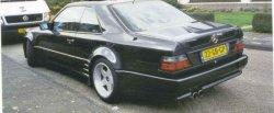 maglownica do Mercedes-Benz CE 300