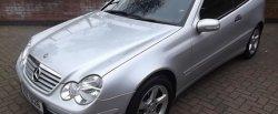 maglownica do Mercedes-Benz C 160