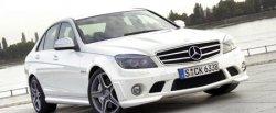 maglownica do Mercedes-Benz C 63 AMG