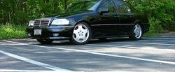 maglownica do Mercedes-Benz C 36 AMG