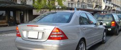 maglownica do Mercedes-Benz C 32 AMG