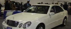maglownica do Mercedes-Benz 320