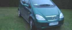 maglownica do Mercedes-Benz A 140