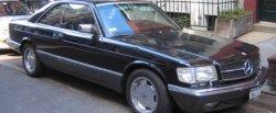 maglownica do Mercedes-Benz 560