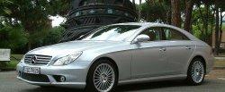 maglownica do Mercedes-Benz CLS 500