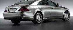 maglownica do Mercedes-Benz CLS 350