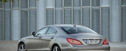 maglownica do Mercedes-Benz CLS 250