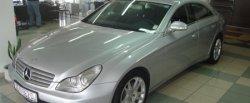 maglownica do Mercedes-Benz CLS Klasa