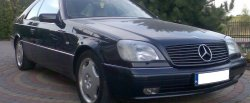 maglownica do Mercedes-Benz CL 500