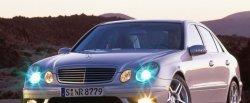 maglownica do Mercedes-Benz E 55