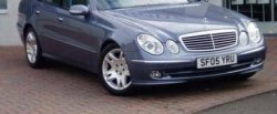 maglownica do Mercedes-Benz E 270