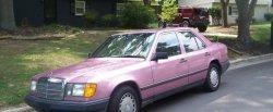 maglownica do Mercedes-Benz E 260