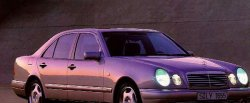 maglownica do Mercedes-Benz E 230