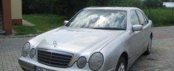 maglownica do Mercedes-Benz E 220