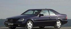 maglownica do Mercedes-Benz CL 420