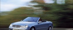 maglownica do Mercedes-Benz CLK 240