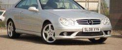 maglownica do Mercedes-Benz CL 200