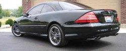 maglownica do Mercedes-Benz CL 65 AMG