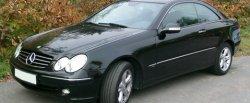 maglownica do Mercedes-Benz CLK 500