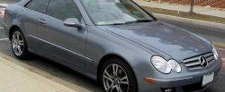 maglownica do Mercedes-Benz CLK 350