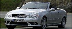 maglownica do Mercedes-Benz CLK 320