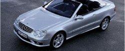 maglownica do Mercedes-Benz CLK 280