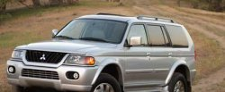 maglownica do Mitsubishi Montero